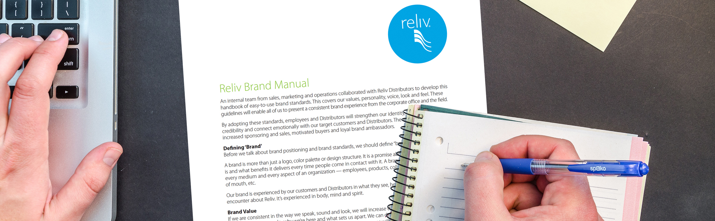 Reliv Distributor Advertising Guide