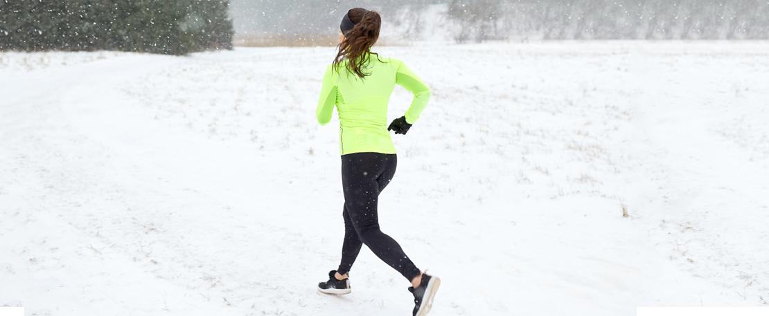 Winter Outdoor Exercise