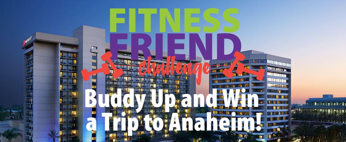 Fitness Friend Challenge