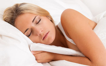 Eat Your Way To Healthier Sleep