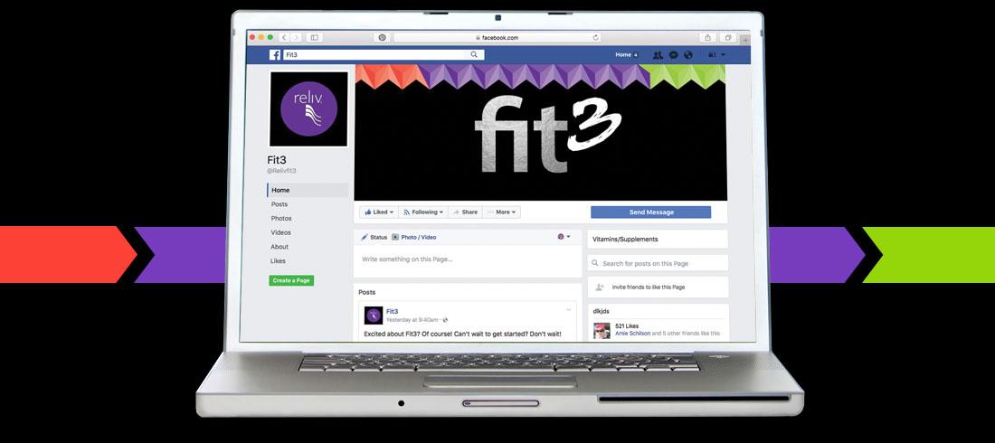 Fit3 Community