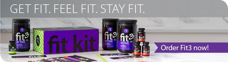 Fit3 Pre-Order