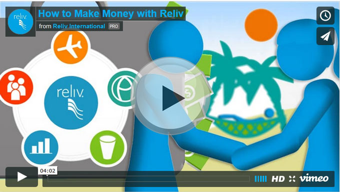 How to Make Money with Reliv
