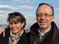 Francoise & Pierre Poulizac