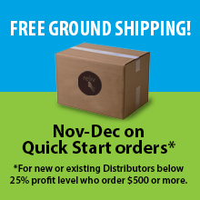 Free Shipping Quick Start