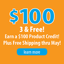 $100 Product Credit
