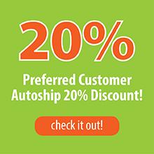 Preferred Customer Discount