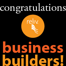 Congratulations Business Builders