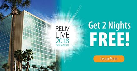 Reliv Live Orlando