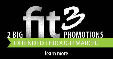 Fit3 Promos