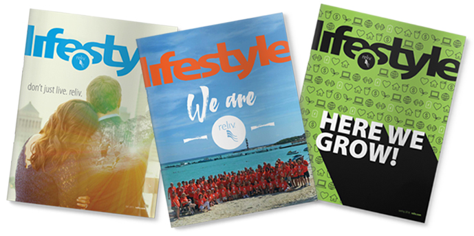 Reliv Lifestyle Magazine
